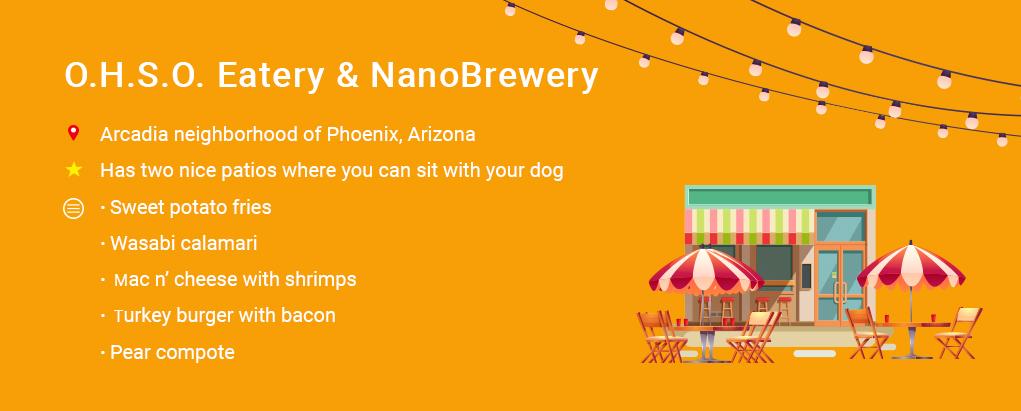 O.H.S.O. Eatery & NanoBrewery