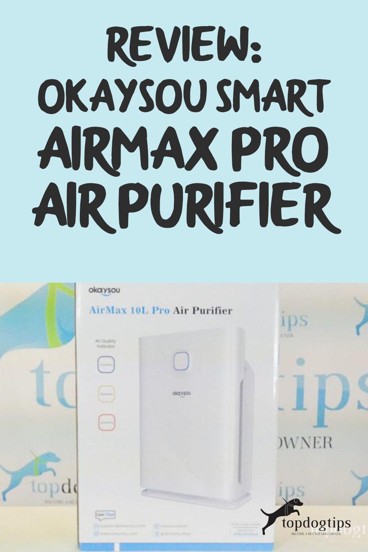 Okaysou Smart AirMax Pro Air Purifier